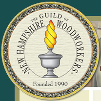 logo of the guild of new hampshire woodworkers